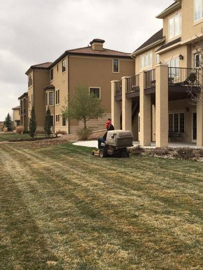 Lawn Aerating Company Fort Collins